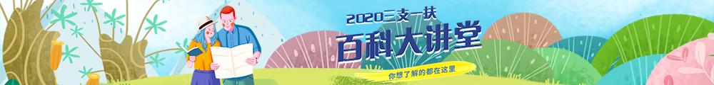 2020河南三支一扶考试-格正教育
